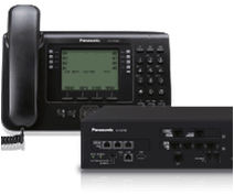 PANASONIC NS700 Smart hybrid PBX system for small and medium-sized businesses
