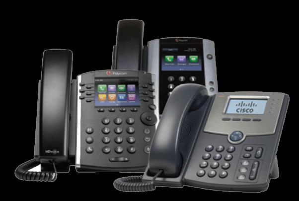 IP handsets