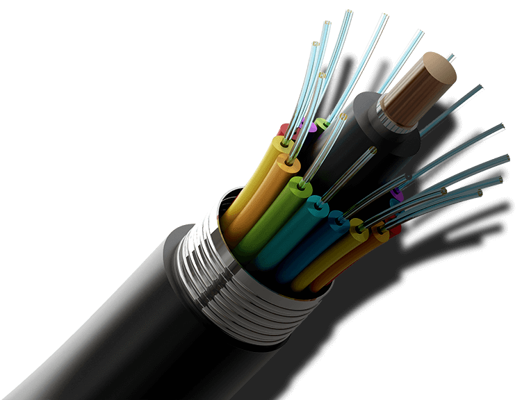 fibre cabling termination